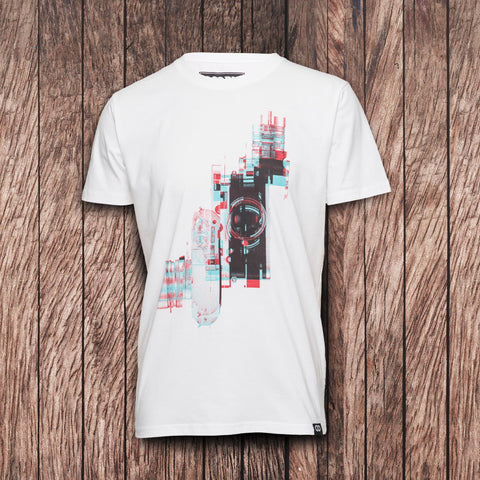 T-Shirt ANAGLYPH - T-Shirt ANAGLYPH - COOPH store
