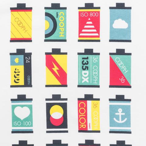 Print CANISTERS - T-Shirt CANISTERS - COOPH store