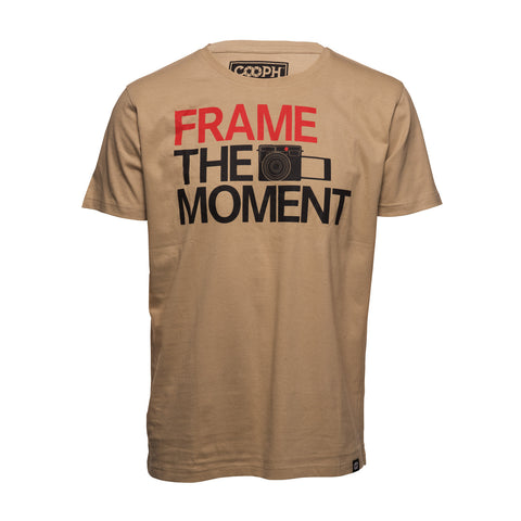 T-Shirt FRAME - T-Shirt FRAME - COOPH Cooperative of Photography GmbH