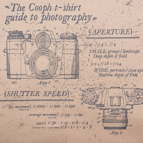 T-Shirt GUIDE - Print - T-Shirt GUIDE - COOPH Cooperative of Photography GmbH