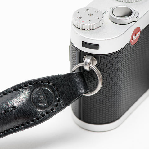 Leica Camera Rope Strap - Night Black - Leica Camera Rope Strap - Night Black - COOPH store