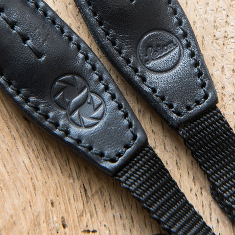 Leica Camera Rope Strap SO - Night Black - Leica Camera Rope Strap SO - Night Black