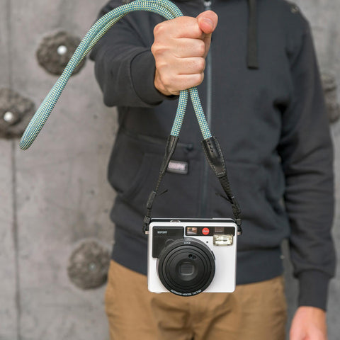 Leica Camera Rope Strap SO - Oasis - Leica Camera Rope Strap SO - Oasis - COOPH store