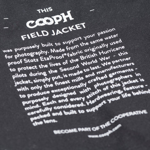 Field Jacket ORIGINAL - Field Jacket ORIGINAL - COOPH store