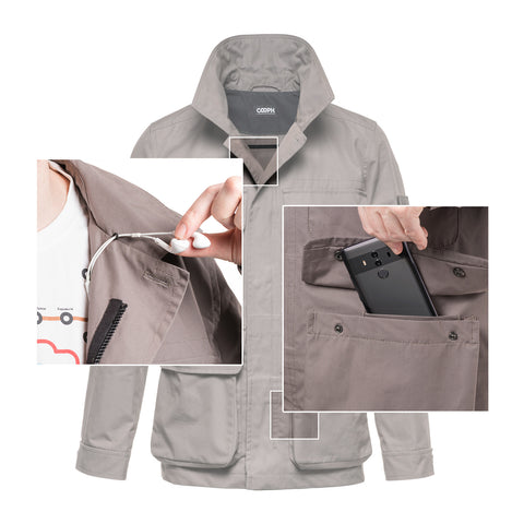 features - Field Jacket ORIGINAL - COOPH store