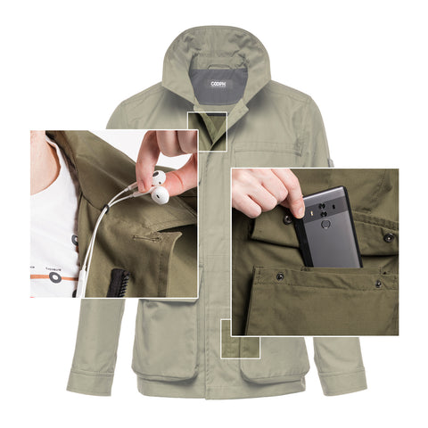 features - Field Jacket ORIGINAL