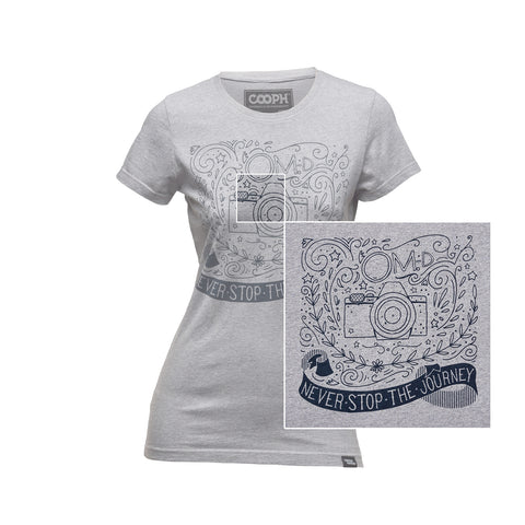 features - T-Shirt THE JOURNEY