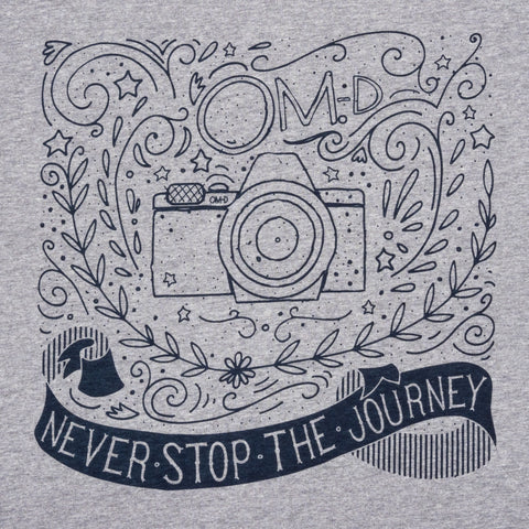 Print THE JOURNEY - T-Shirt THE JOURNEY - COOPH Cooperative of Photography GmbH