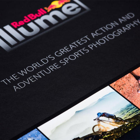 Scarf ORIGINAL + Red Bull Illume 2016 Photobook - Scarf ORIGINAL + Red Bull Illume 2016 Photobook - COOPH store