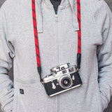 Leica Rope Strap - Fire
