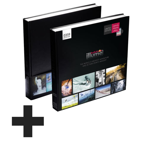 Red Bull Illume 2019 + 2016 Photobook Bundle - Red Bull Illume 2019 + 2016 Photobook Bundle - COOPH store