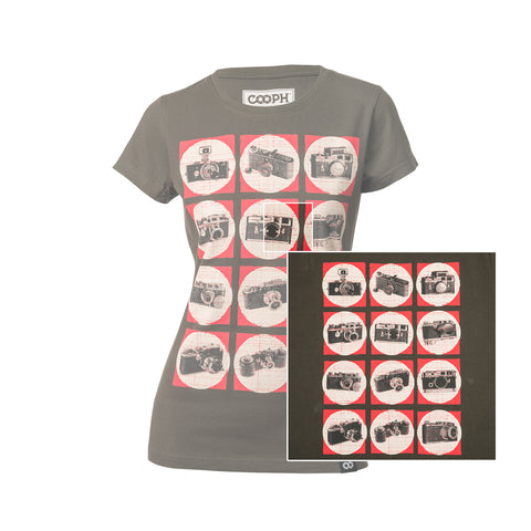 features - T-Shirt CAMCHART - COOPH store