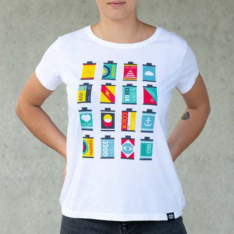 T-Shirt CANISTERS - T-Shirt CANISTERS - COOPH store
