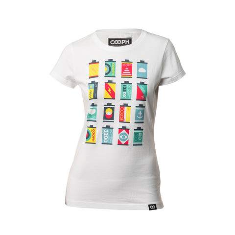 T-Shirt CANISTERS- T-Shirt CANISTERS