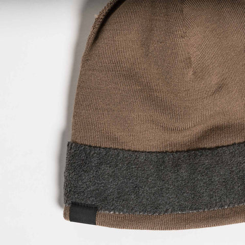 fleece to keep your head warm and/or the sweat out of your eyes - Pouch Beanie ORIGINAL - COOPH store