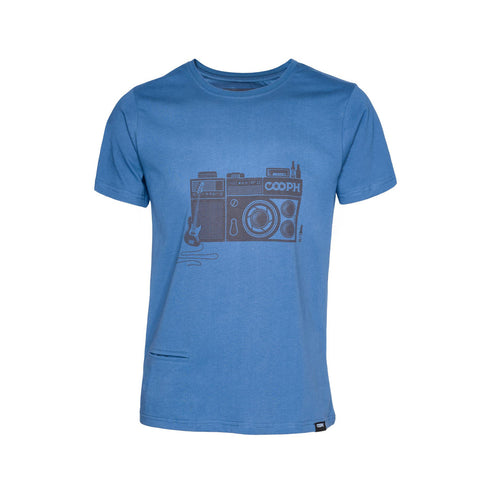 T-Shirt ROCKTOGRAPHER- T-Shirt ROCKTOGRAPHER