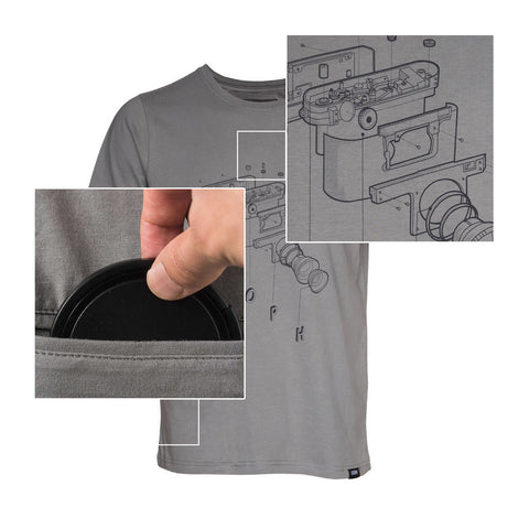 features - T-Shirt COOCAM - COOPH store