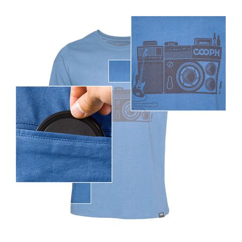 features - T-Shirt ROCKTOGRAPHER