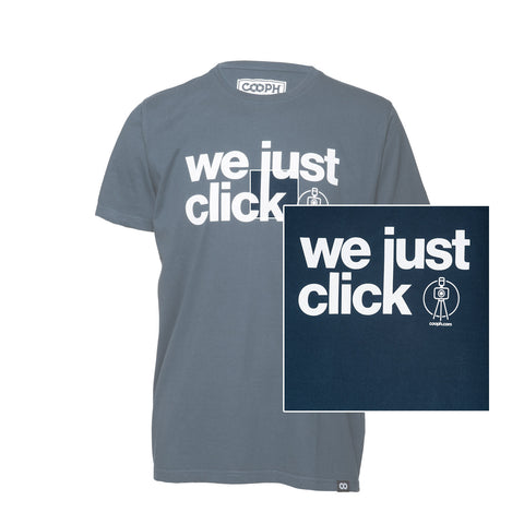 features - T-Shirt CLICK - COOPH store