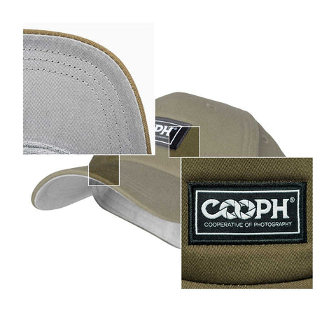 features - Gray Chart Cap ORIGINAL - COOPH Cooperative of Photography GmbH