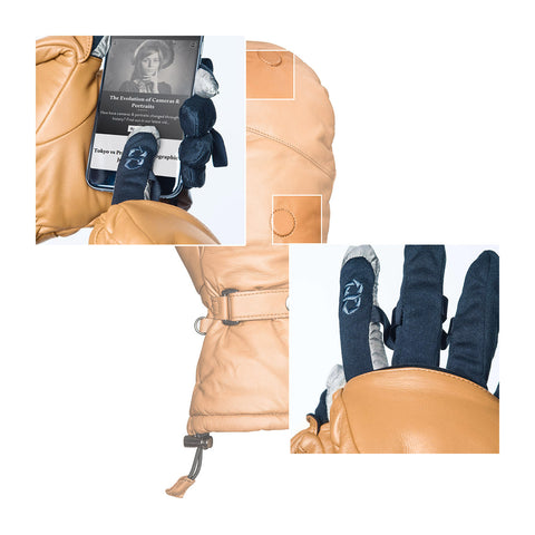 features - Photo Glove ULTIMATE