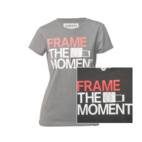 features - T-Shirt FRAME - COOPH Cooperative of Photography GmbH