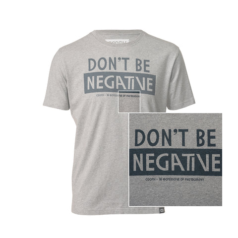 features - T-Shirt DON'T BE