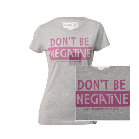features - T-Shirt DON'T BE - COOPH store