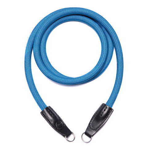 Leica Camera Rope Strap - Blue- Leica Camera Rope Strap - Blue