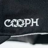 embroidered COOPH logo