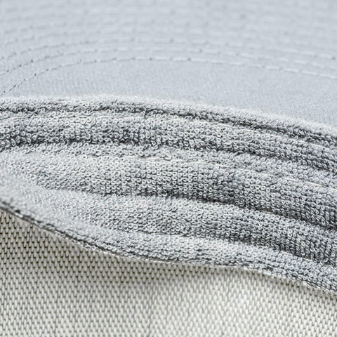 integrated sweatband channels moisture away from your eyes - Gray Chart Cap ORIGINAL - COOPH store