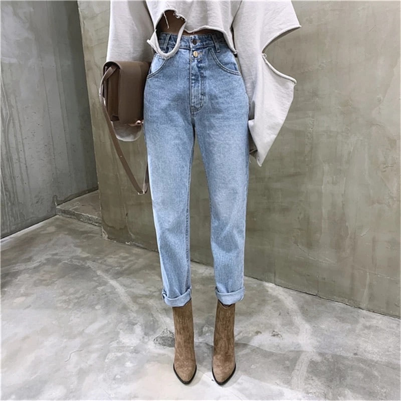 Yazz Vintage Jeans - Cila Clothing