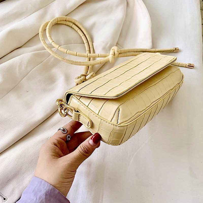 Sweet Gal - Rope Handle Bag - Oh, Sassy!