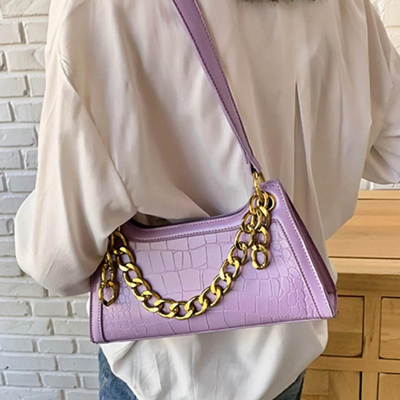 Sweet Gal - Chain Shoulder Bag - Cila Clothing