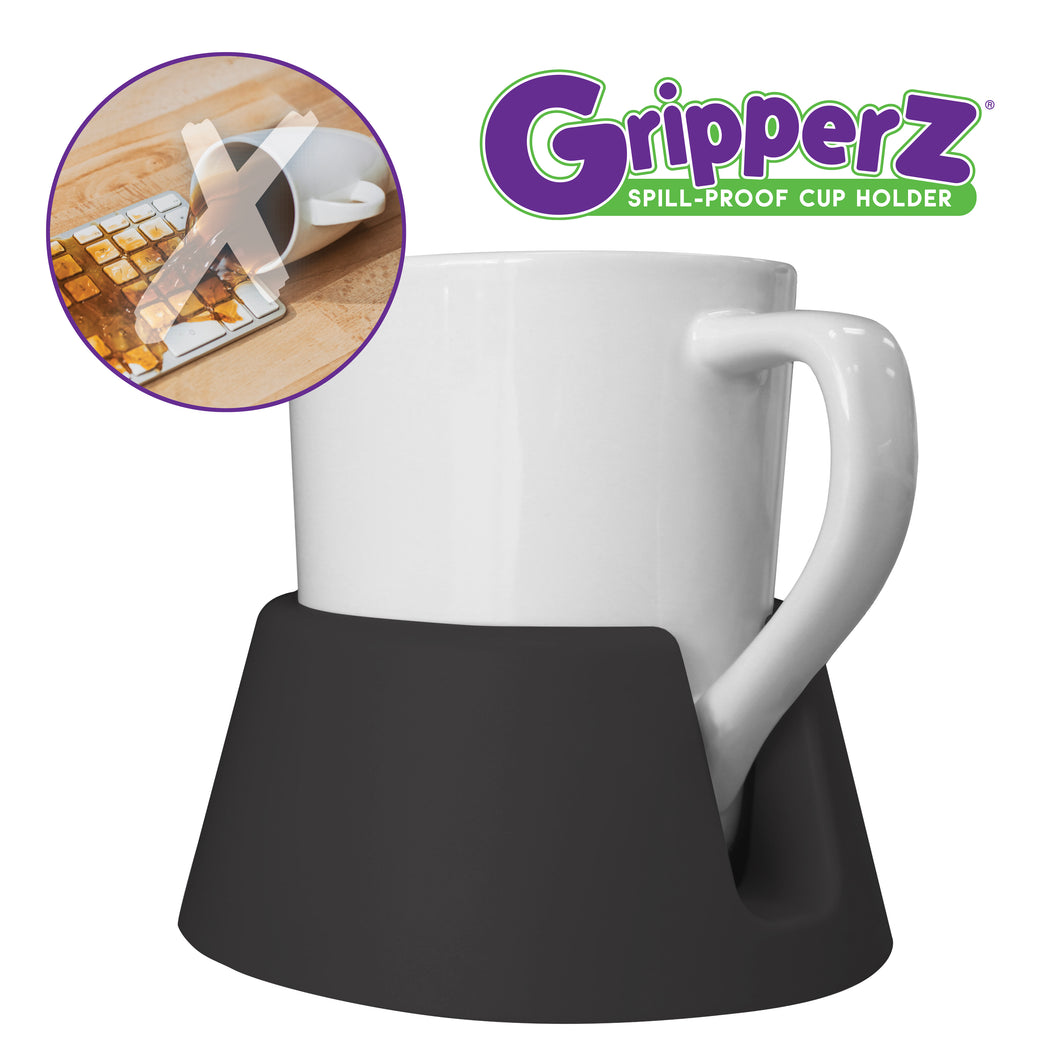 Gripperz™ Spill Proof Cup Holder