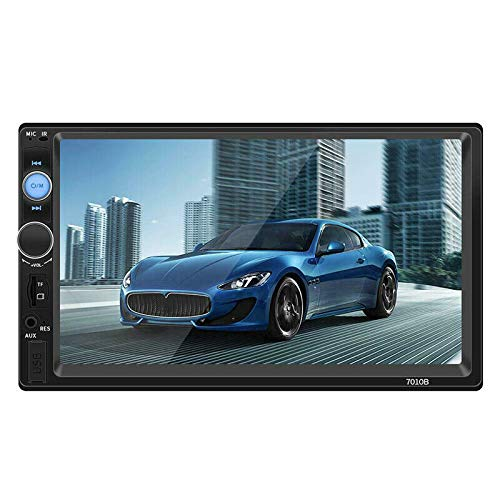 Car stereo radio, 7-inch Bluetooth touch screen MP5 player