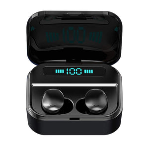 Wireless Stereo Dustproof Earphone HD Phone Call Earbuds with Charging Box AH684