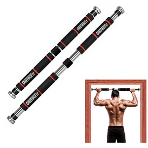 ONETWOFIT Pull Up Bar door frame