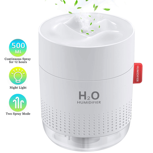 500ml portable humidifier