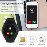 Tutmonda Y1 Smart Watch Bluetooth Sports Wristband
