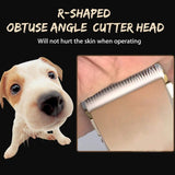 Dog hair clipper