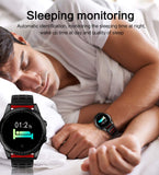 R13 smart watch heart rate and blood pressure monitoring tracker