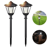 108LED outdoor solar light(2 Paquete)