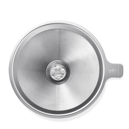 Soulhand stainless steel coffee filter