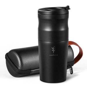 Soulhand ELECTRIC ALL IN ONE TRAVEL COFFEE MAKER