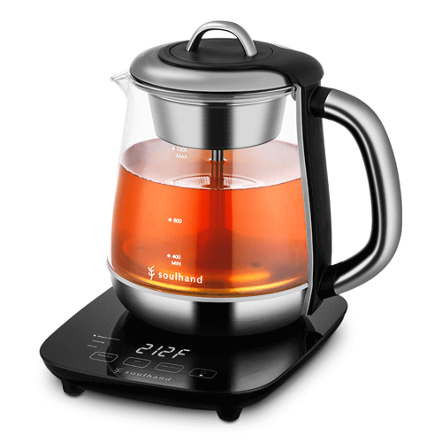 Soulhand electric kettle temperature control teapot,