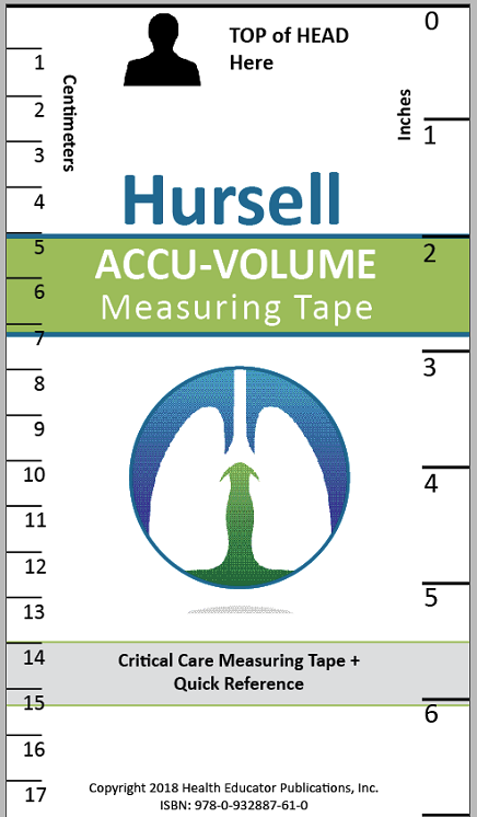 Hursell Patient Measuring Tape