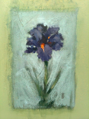Iris for Acey - Fine Art Paper Print