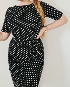 The Dorothy Polka Dot Dress