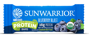 SOL Good Blueberry Blast Protein Bar